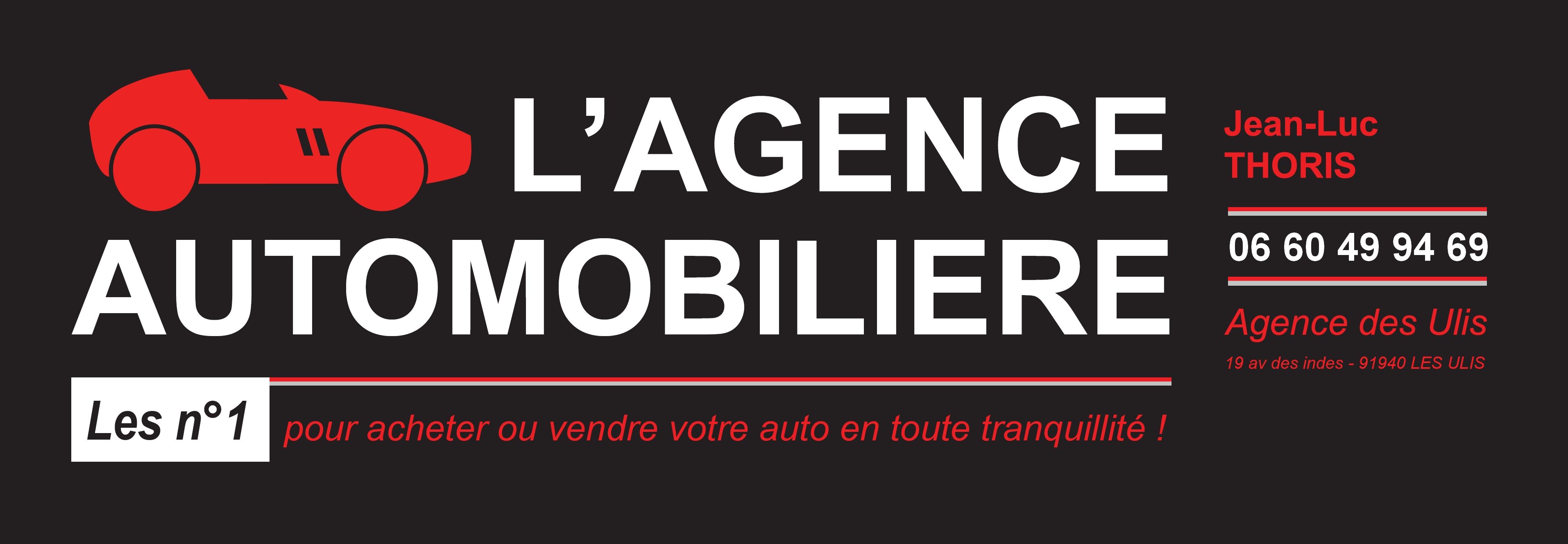 AGENCE L AUTOMOBILIERE Logo
