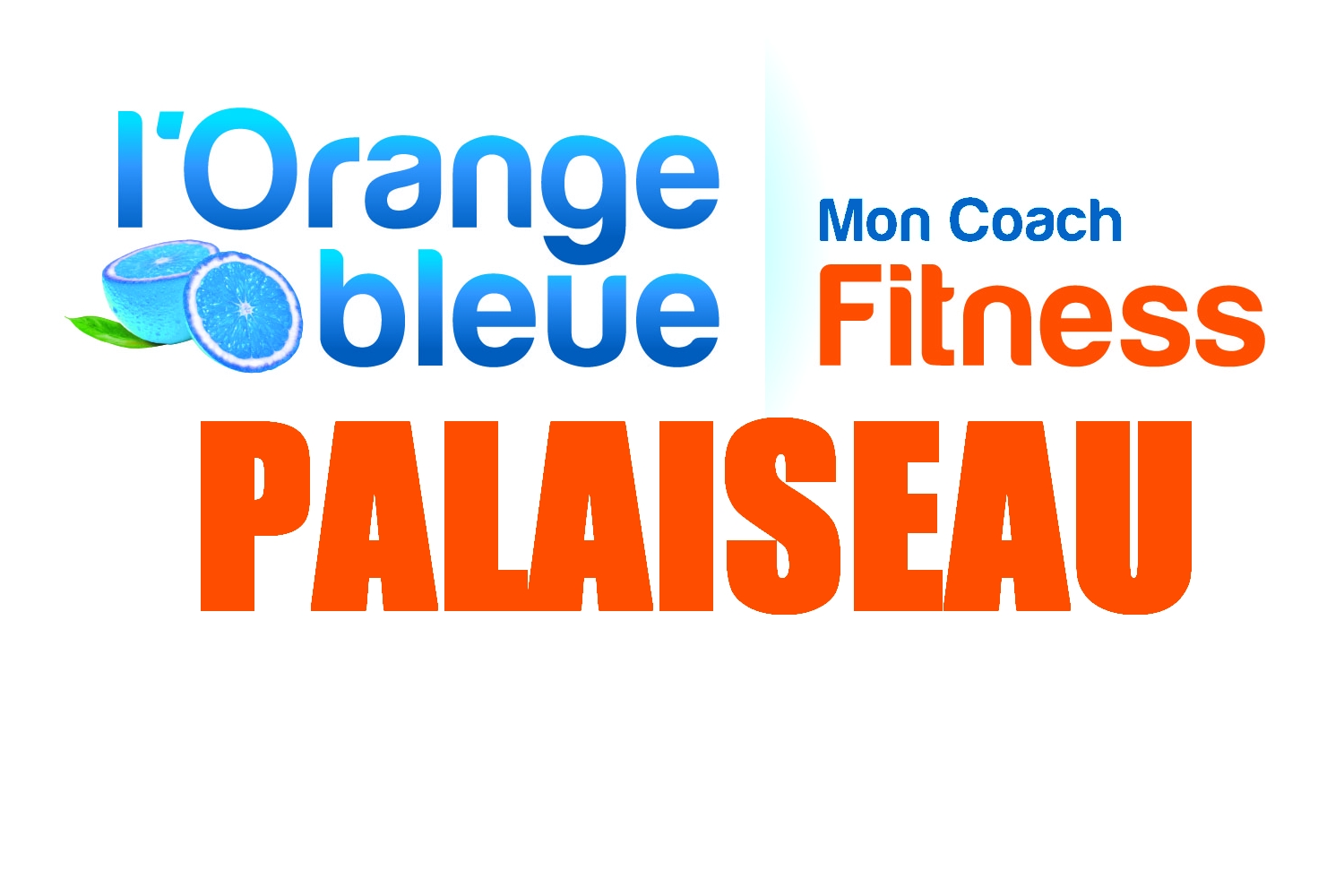 Orange Bleue Flocage