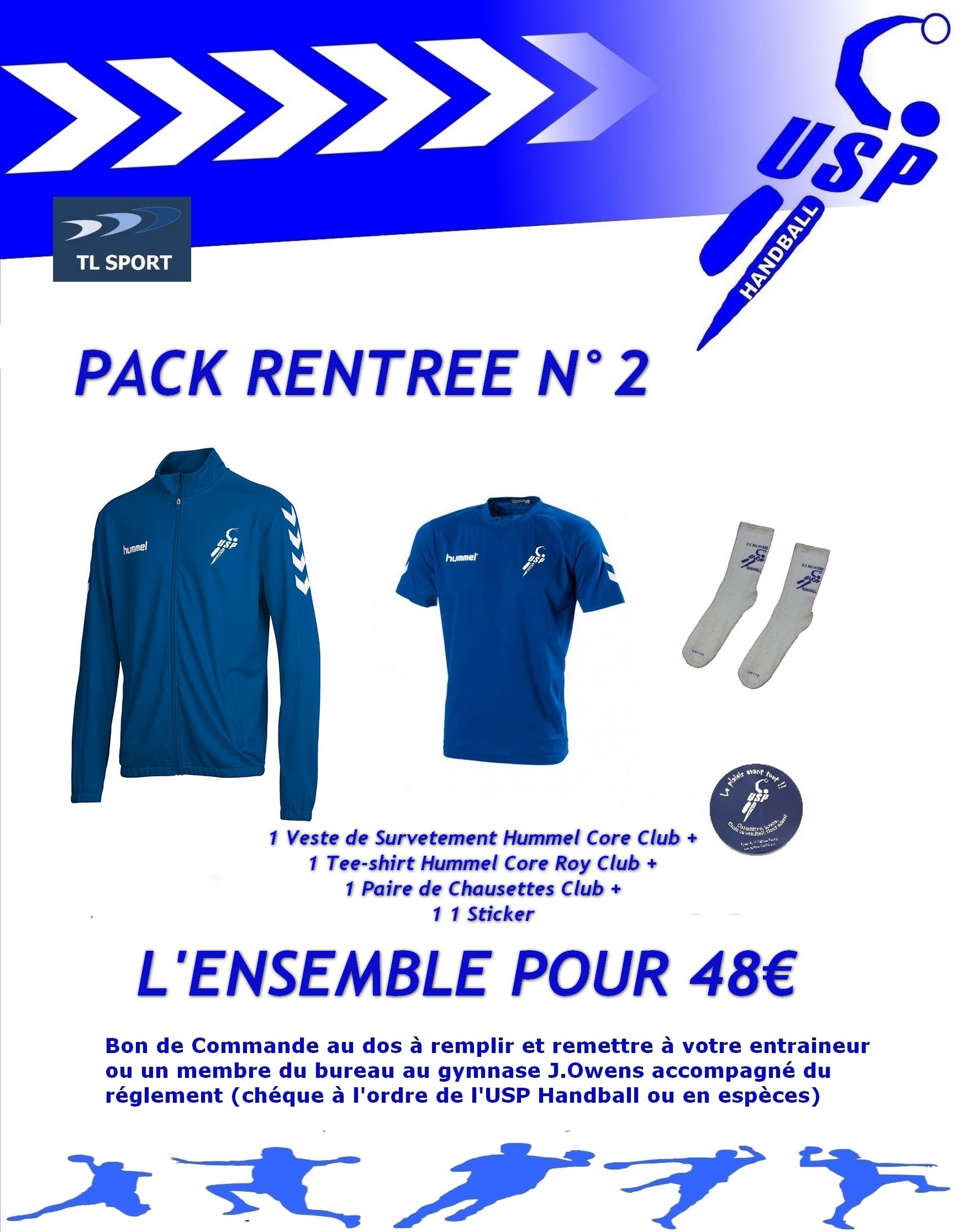 Pack rentree 2 2018